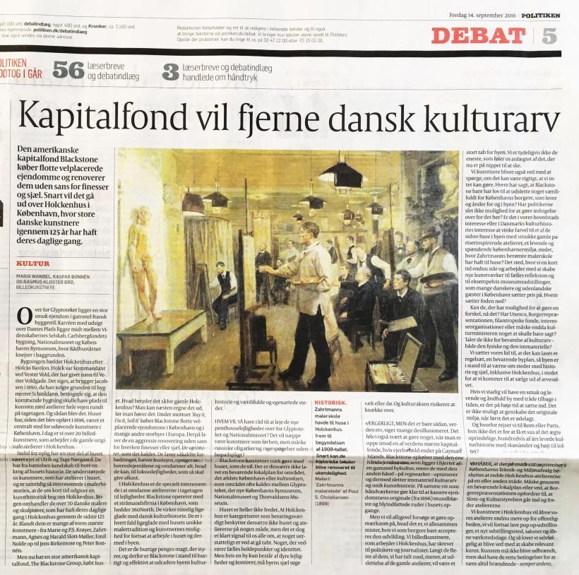 Politiken_Holckenhus_kapitalfond-vil-fjerne-dansk-kulturarv_Dabat
